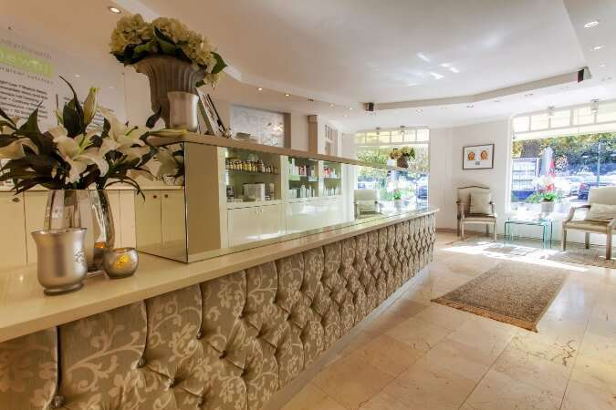 Skin Renewal Constantia, Reception - skin, bodym health & Oasis Spa