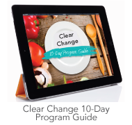 Clear Change 10-Day Program Guide